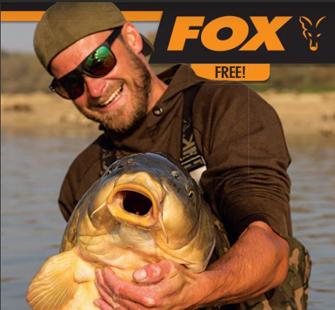 Fox Carp catalogue 2019