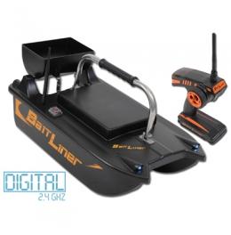 Лодка за захранване Bait Liner Digital New