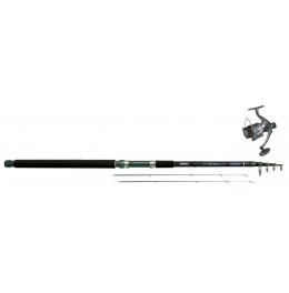 Комплект Filstar Universal Tele Feeder риболовна пръчка и макара