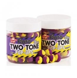 Плуващи топчета DB Boilie Pop-Up Two Tone - Plum & Pineapple