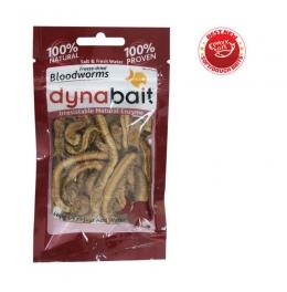 Изсушени червеи Freeze Dried Blood worms