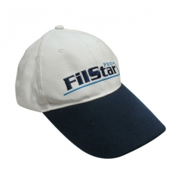 Шапка FilStar No.2 - Бяла