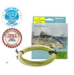 Шнур SB XS Plus Thistledown Floating Fly Line WF