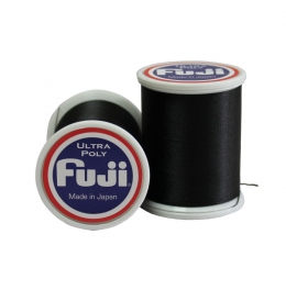 Конец за водач Black FUJI ultra poly thread