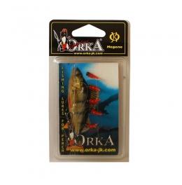 Чепаре с личинки Orka - Maggots - /GMW-15-R/