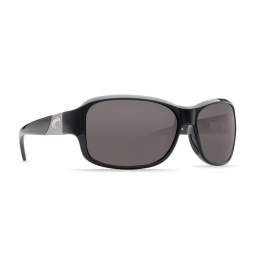 Очила Costa - Inlet - Shiny Black /Gray Mirror 580P
