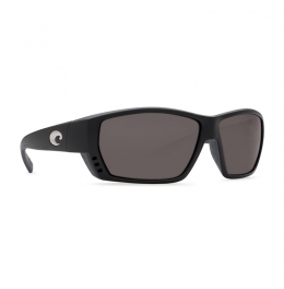 Очила Costa - Tuna Alley - Matte Black /Gray Mirror 580P