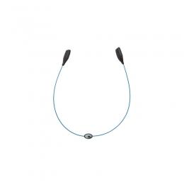 Costa връзка за очила тип жица - синя