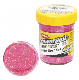 Паста PB - Extra Scent Glitter Trout Bait
