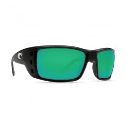 Очила Costa - Permit - Black - Green Mirror 580P