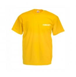 Тениска FilStar Мъжка - Жълта