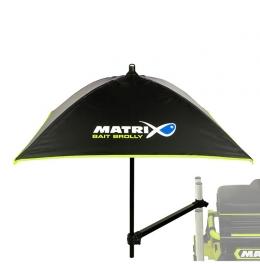Чадър Matrix Bait Brolley & Support arm
