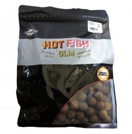 Топчета DB Hot Fish & GLM boilies