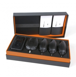 Комплект сигнализатори RX+ Micron 4 rod set