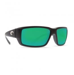Очила Costa - Fantail - Matte Black / Green Mirror 580P