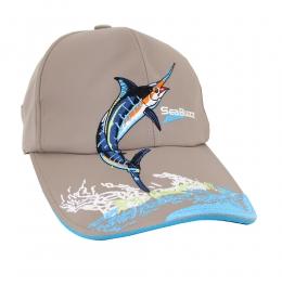 Шапка SeaBuzz 3D Pro Series Cap Marlin за риболов
