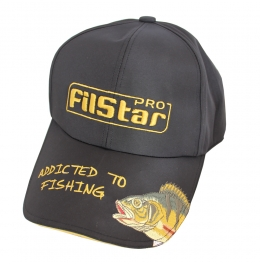 Шапка Filstar 3D Pro Series Cap Perch за риболов