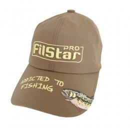 Шапка Filstar 3D Pro Series Cap Trout за риболов
