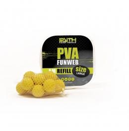 Резервен пълнител за комплект Faith PVA Funnel Web Refill за шарански риболов