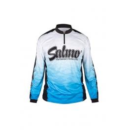 дишаща блуза за спортен риболов salmo performance