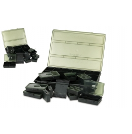 Кутия за риболовни принадлежности Royale System Fox Box