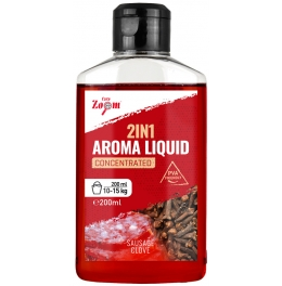 Течен ароматизатор CZ 2 in 1 Aroma Liquid добавка за стръв шарански риболов