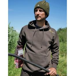 Суичър Carp Spirit Green Hoodie, риболовно облекло, риболо, риболовни принадлежности