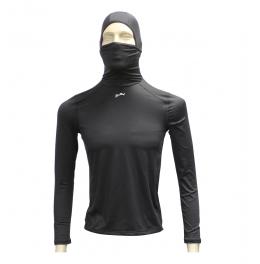 термо блуза с маска, риболовно облекло и екипировка
