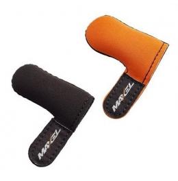 Напръстник - Maxel Thumb Stall, черен или оранжев - 5 бр.
