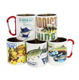 термо чаша, риболовна чаша, къмпинг, шарански риболов