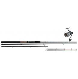 Комплект Filstar Universal Feeder риболовна пръчка и макара